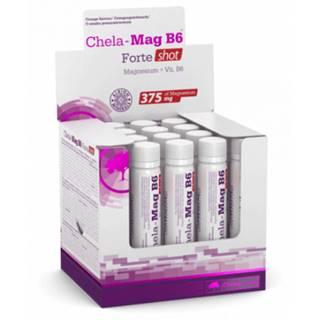 Chela-Mag B6 Forte shot ampuly, pomarančová príchuť 20x25 ml