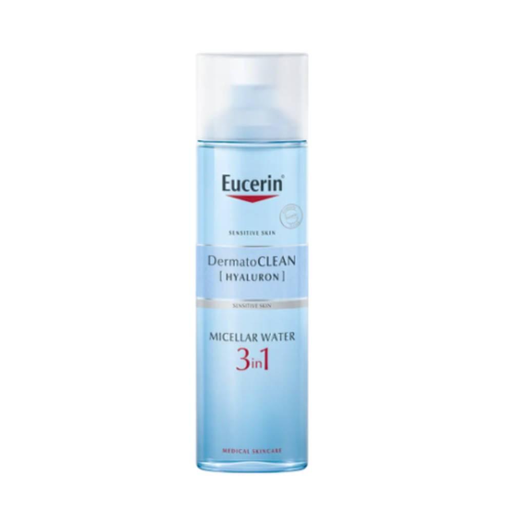 Eucerin EUCERIN Dermatoclean hyaluron micelárna voda 3v1 100 ml