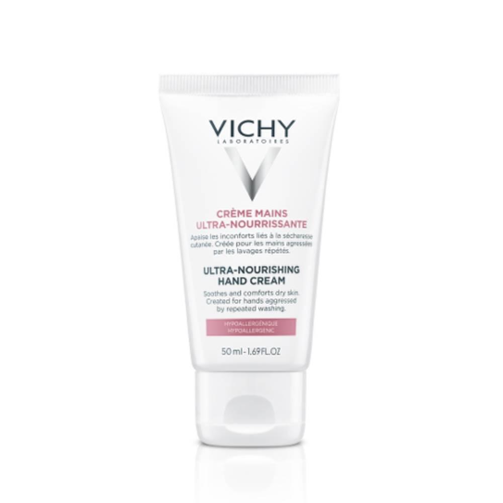 Vichy VICHY Nourrissante vysoko vyživujúci krém na ruky 50 ml